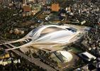 ZAHA HADID PROJEKTY. Tokijski stadion narodowy projektu Zahy Hadid