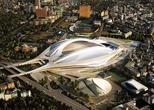 Projekt Stadionu Narodowego w Tokio