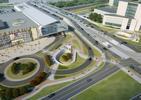 Poznań City Center. Rozpoczęła się budowa układu drogowego
