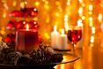 Kupując świeczki warto pamiętać o odpowiedniej, świątecznej kolorystyce