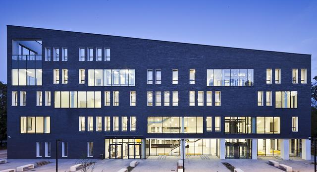 Geocentrum projektu Kuryłowicz & Associates. Zobaczcie zdjęcia nowych obiektów Politechniki Wrocławskiej