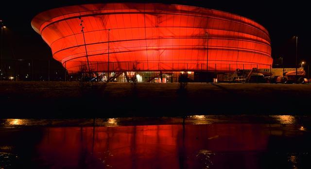 Hala koncertowa Zénith w Strasburgu