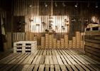 Architektura wnętrz z wykonaniu mode:lina architekci: sklep z recyklingu w Poznaniu