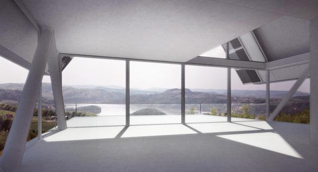 Architektura z nutką nostalgii. Zobacz projekt bryły i nowoczesne wnętrza projektu architektów z BXBstudio Bogusław Barnaś