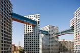 Mieszkalna hybryda w Pekinie