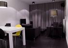 Architektura wnętrz – zobaczcie jak zaprojektować małe wnętrza. Zdjęcia prawdziwego mieszkania w Warszawie!