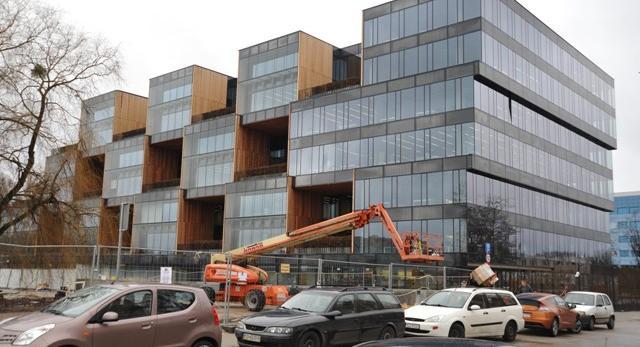 Architektura według JEMS Architekci – Jeden Pixel już stoi