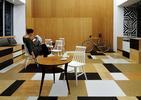 Architektura wnętrz – Relaks – kawiarnia, serwis i sklep rowerowym z portfolio warszawskich pracowni
