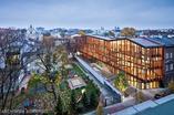 Architektura – zobaczcie niesamowitą bryłę i architekturę wnętrz Małopolskiego Ogrodu Sztuki. Mamy piękne zdjęcia!