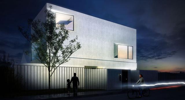 Nowoczesna architektura w Wawrze – zobaczcie bryłę domu z widokiem. Projekt architektów z pracowni +48