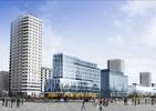 Architektura Warszawy. Czy budynek Sezam zastąpi wieżowiec? Zobaczcie bryłę Nowego Sezamu
