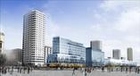 Architektura Warszawy. Czy budynek Sezamu zastąpi wieżowiec? Zobaczcie bryłę nowej realizacji w centrum!