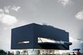 Bryła w stylu nowoczesnym - zobaczcie nowy projekt biblioteki w Mosinach z portfolio UGO Architecture