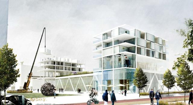 Lotnisko Tegel w Berlinie. Architekci w Polski wygrali prestiżowy konkurs im. Karla Friedricha Schinkla