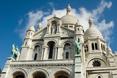 Bazylika Sacré-Cœur znajduje się w dzielnicy Montmartre