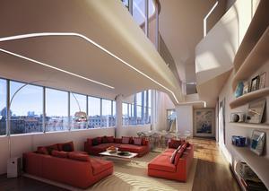 CityLife Milano Projektu Zaha Hadid Architects