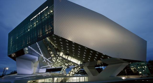 Zastosowanie siatek medialnych w architekturze