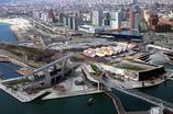 Forum Building to jeden z dominujących elementów w barcelońskim Forum Park