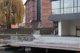 Przystań w Bydgoszczy mieści między innymi hotel z widokiem na Brdę