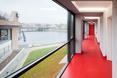 Marina w Bydgoszczy. Architektura wnętrz ze zdecydowanymi kolorami