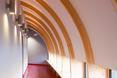 Architektura wnętrz przystani w Bydgoszczy