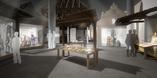 Architektura wnętrz Muzeum Historii Żydów Polskich, zobaczcie jak będzie wyglądała stała ekspozycja. Mamy wizualizacje