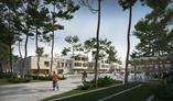Pasywna architektura szkoły w Markach. Zobaczcie projekt CJK Architekci