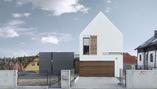 Architektura Gdańska. Nowoczesny dom pod Gdańskiem projektu Pracownia 111. Zobaczcie nowoczesny projekt domu. Galeria zdjęć