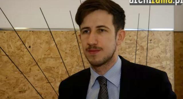 Grzegorz Piątek - poznajcie sylwetkę młodego krytyka architektury