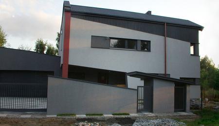 dom w Prażowie